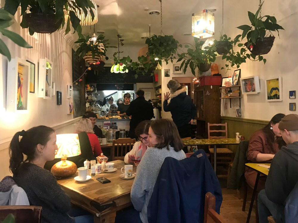 Milk cafe victoria Road govanhill glasgow