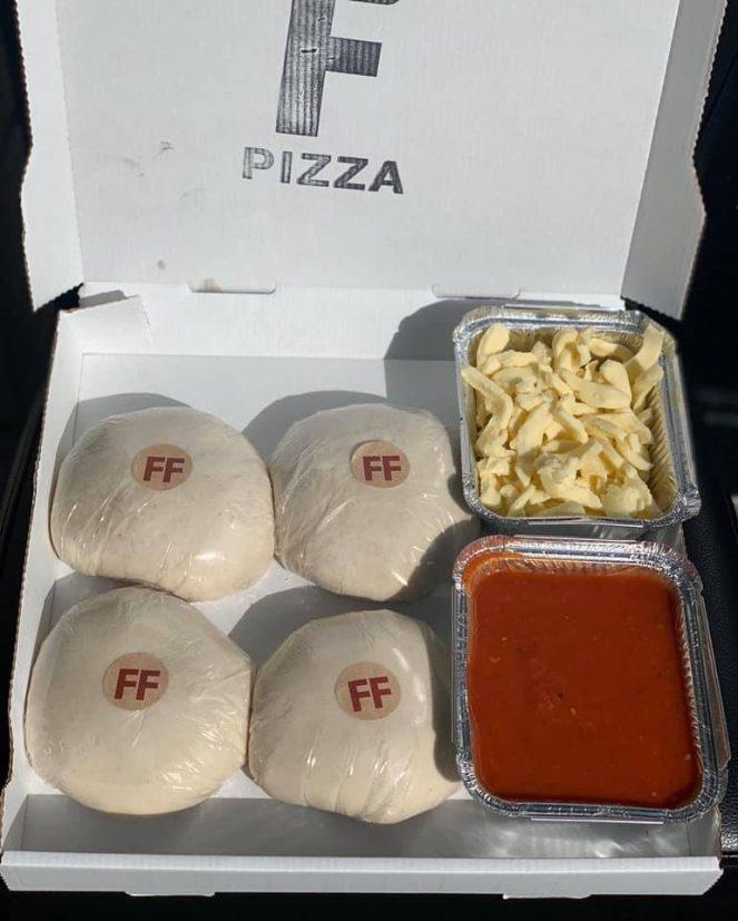 F pizza milngavie