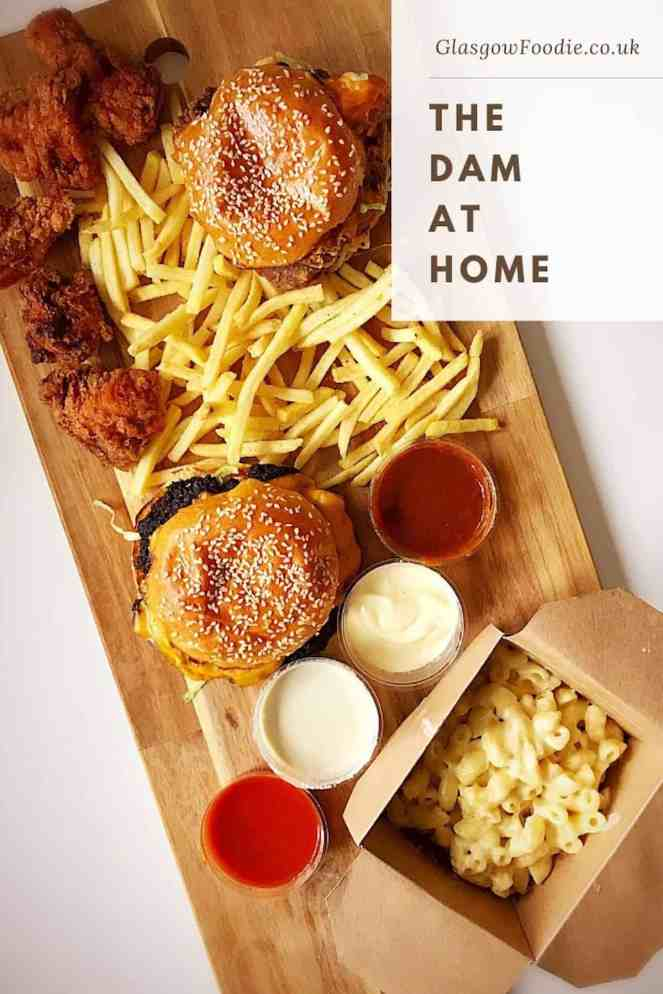 the dam glasgow home delivery
