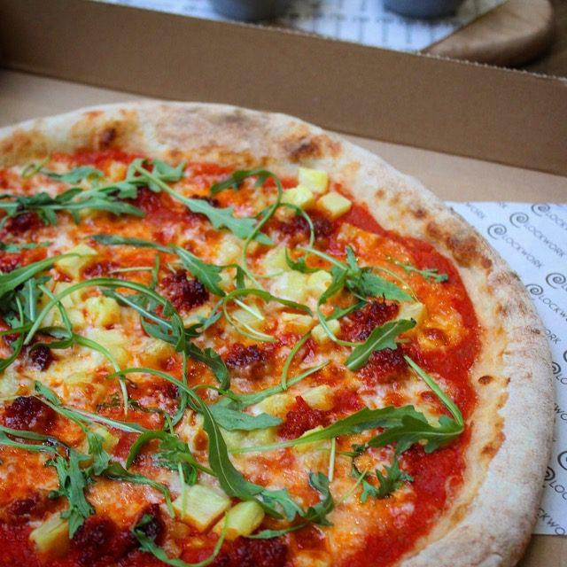 Clockwork v Rockvilla pizza