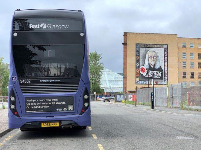 first bus glasgow