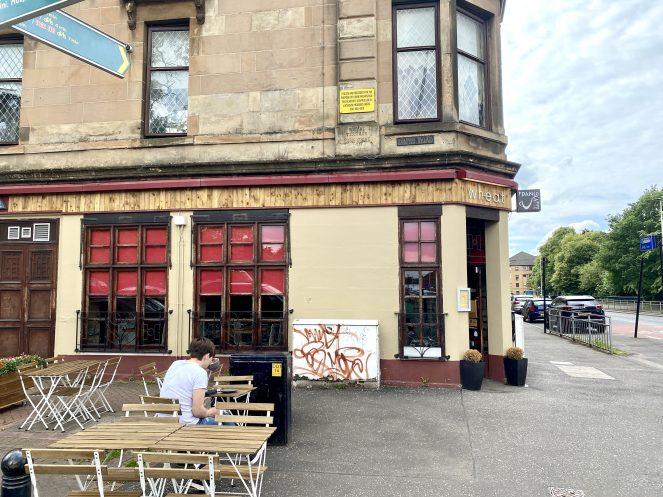 Wheat Govan Glasgow outside