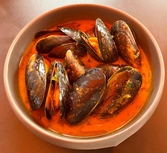 ziques glasgow mussels