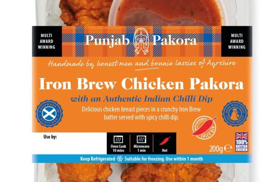 Iron brew pakora