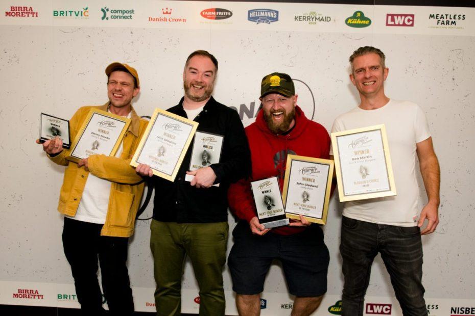 National burger awards