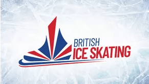 British Ice Skating Logo