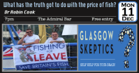 Price of fish event poster