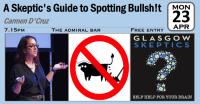 Skeptics Guide to Bullsh!t poster