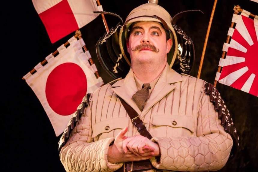 Ben McAteer Scottish Opera Mikado