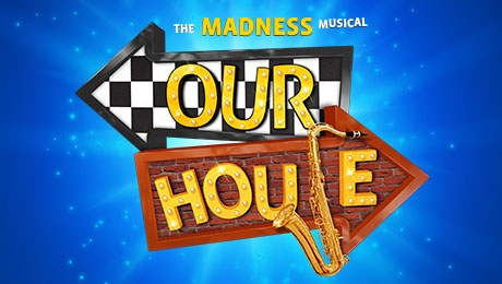 logo of our house the madness musical