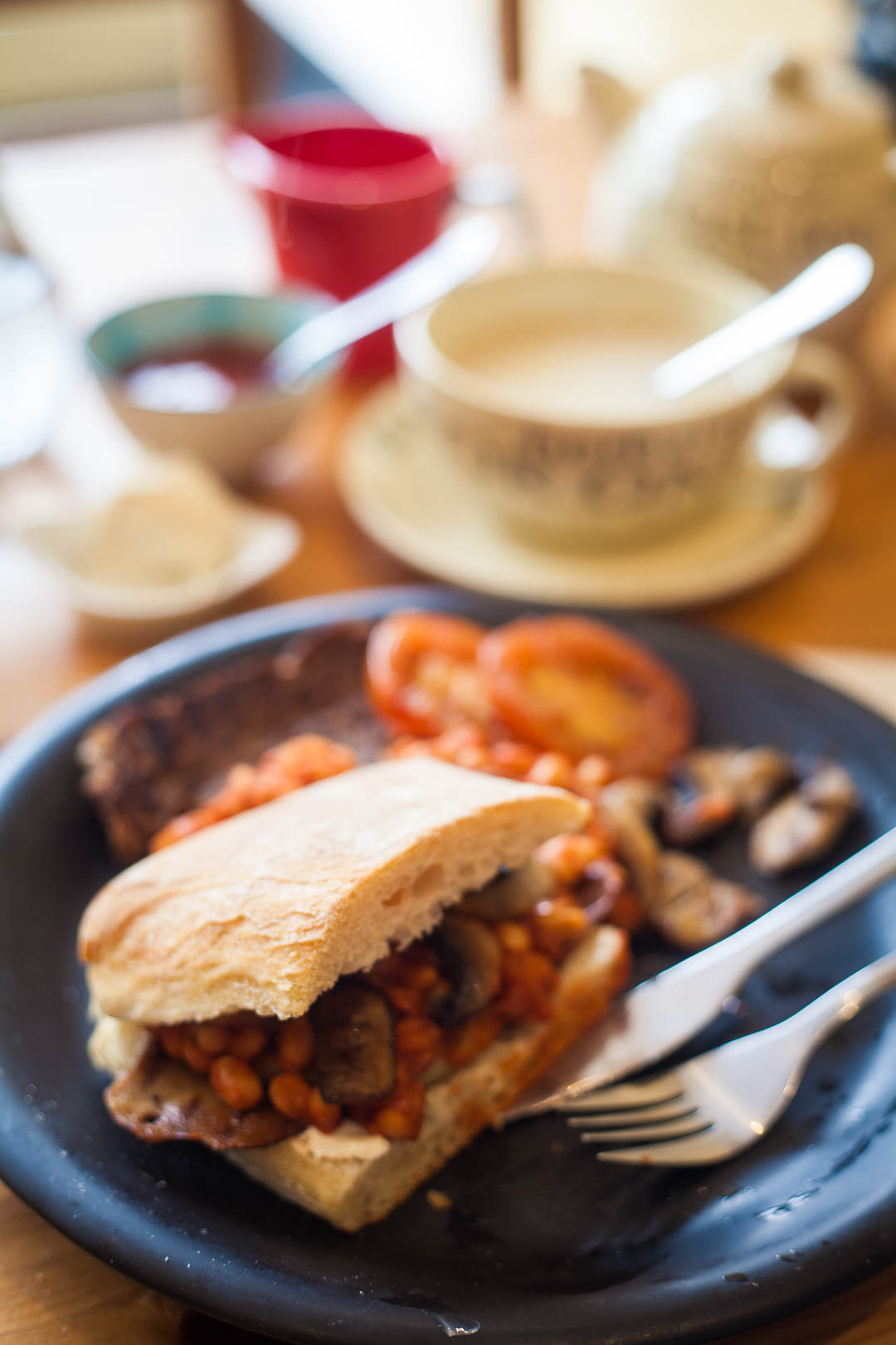 Vegan Restaurant Review: Soy Division Glasgow   Soy Division is an unassuming vegan cafe in the Southside of Glasgow, that would not only win the award for best vegan name in my books, but also serves up delicious homemade vegan breakfast and lunch fare, like meatless cooked breakfasts, dairy-free cheesecakes and fluffy French toasts!