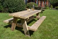 Picnic Bench | Glasgow Wood Recycling