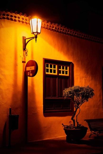 Garachico in der Nacht 4