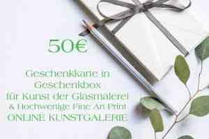 50-euro-gutschein Geschenkkarte
