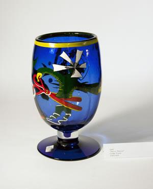 Objekt aus der Dauerausstellung Mülstroh