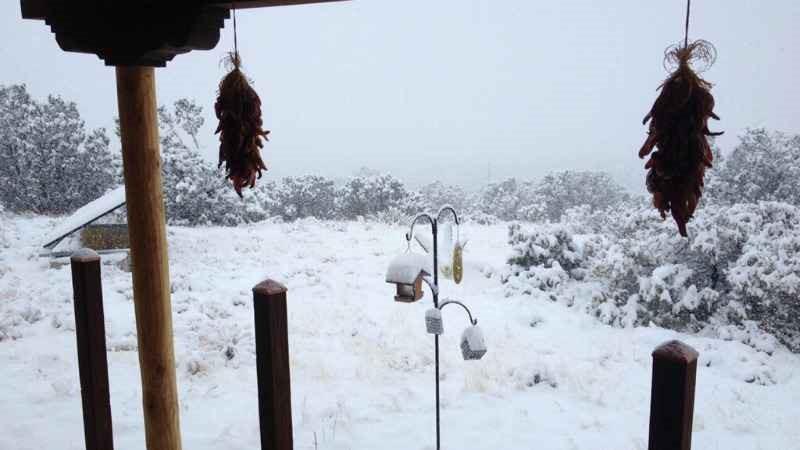 Santa Fe Nm January Weather