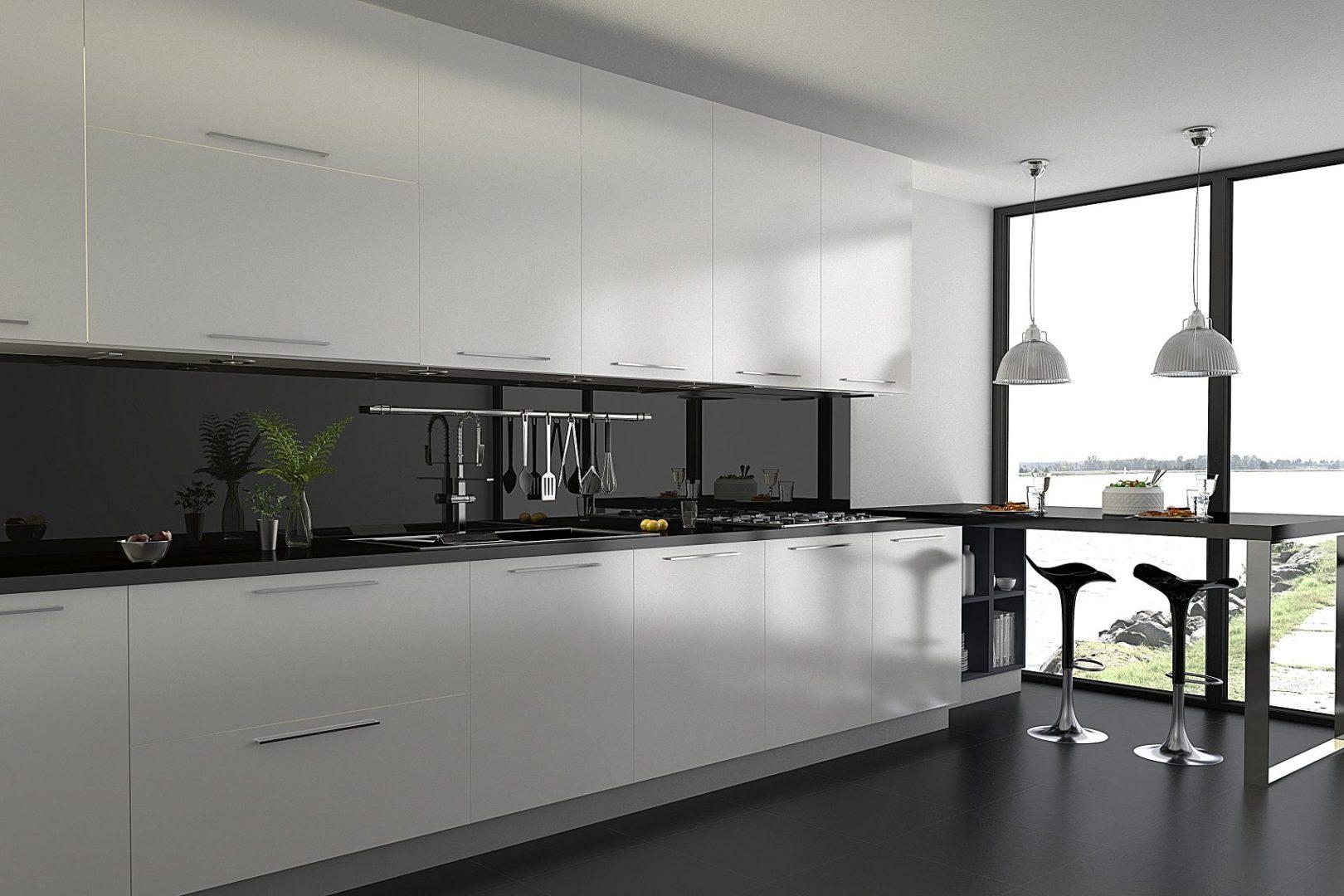 Paraschizzi in vetro per la tua cucina  Glass Solutions  Palermo