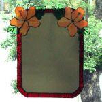 「ハイビスカスの鏡」