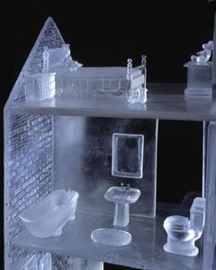 jessica townsend cast glass sculptures
