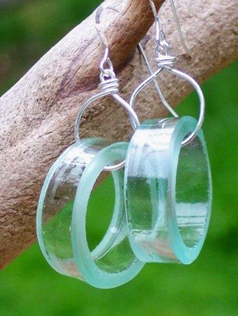 bottle glass art