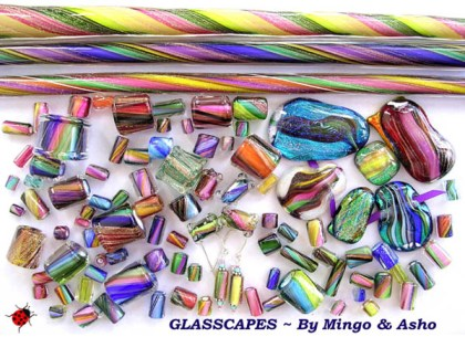 Glasscapes by Mingo and Asho