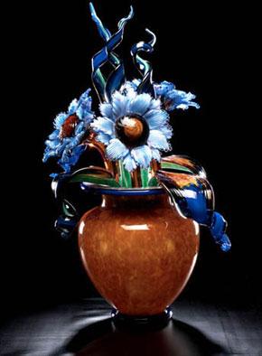 Ryan Blythe Glass Blower On Hgtv Glass Art