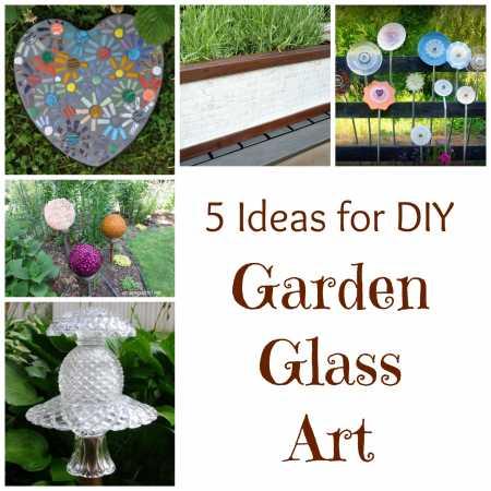 89+ Proyectos de arte de jardín recuperado - proyectos sencillos para mejorar su jardín Funky Junk Interiors