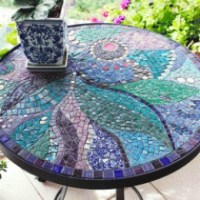 6 Garden Art Mosaic Tutorials