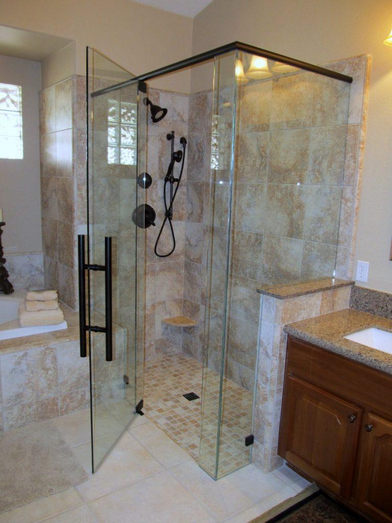 Frameless Glass Shower Doors Enclosures Phoenix Mesa Az