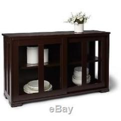 Kitchen China Dishes Anthony Bourdain Confidential Stackable Cabinet Glass Sliding Door Organizer Buffet Hutch