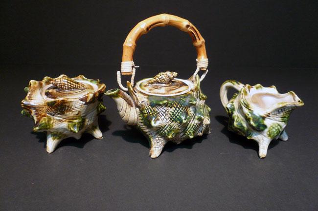 Shell-Tea-Set