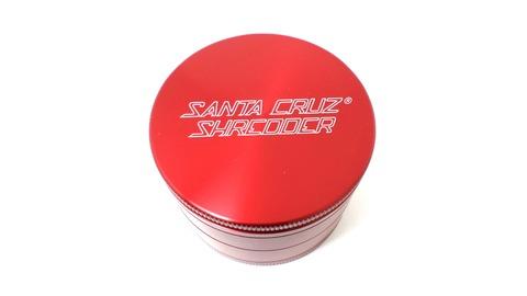 Santa Cruz Shredder 4-Piece Large Red