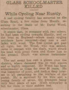Dundee Evening Telegraph 3 Sept 1909