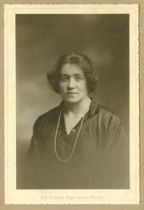 nan's kilgour portrait