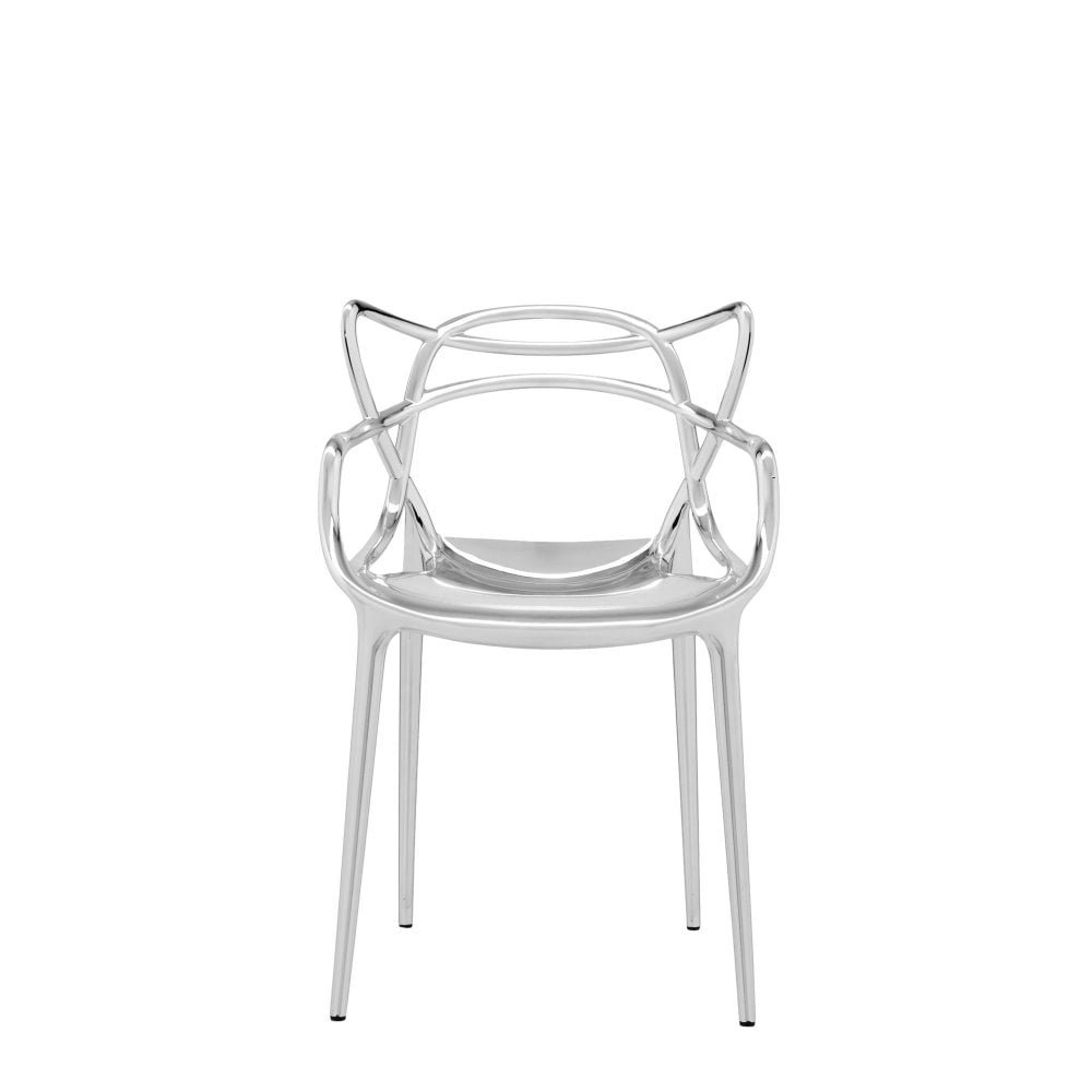chrome dining chairs uk custom director s chair australia masters by glassdomain co