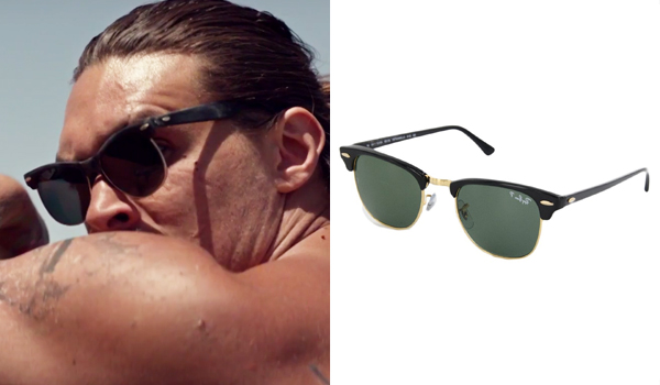 Miami Man Jason Momoa Sunglasses In The Bad Batch