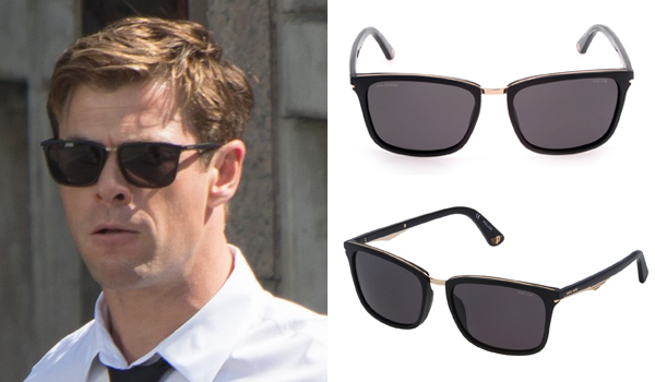 8cdb4f70b64 Agent H (Chris Hemsworth) Sunglasses in Men In Black International