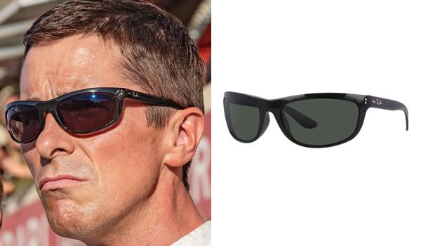 Ken Miles sunglasses Ford v Ferrari Movie