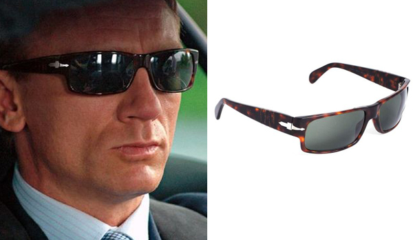 Daniel Craig James Bond Sunglasses Casino Royale