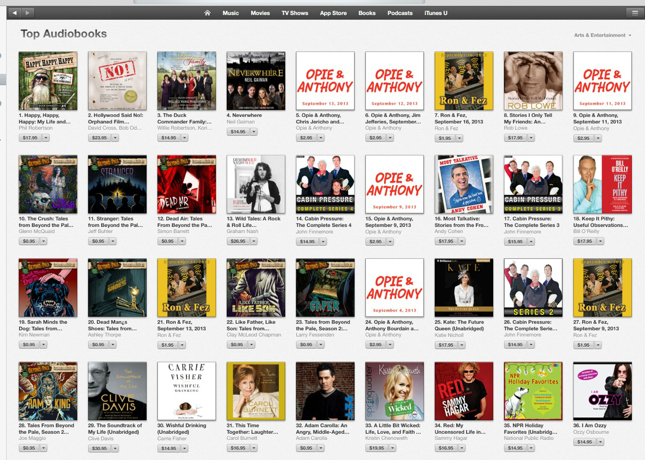 Tales From Beyond The Pale On Itunes Top Audiobooks Chart