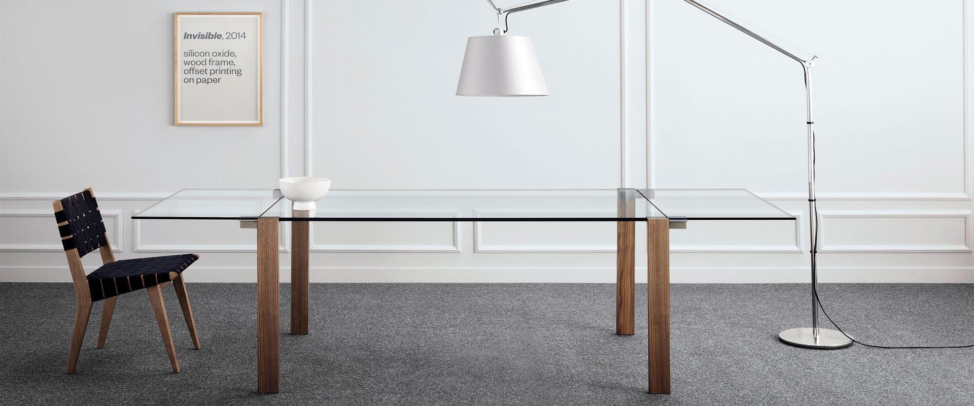 Glass Furniture - Klarity