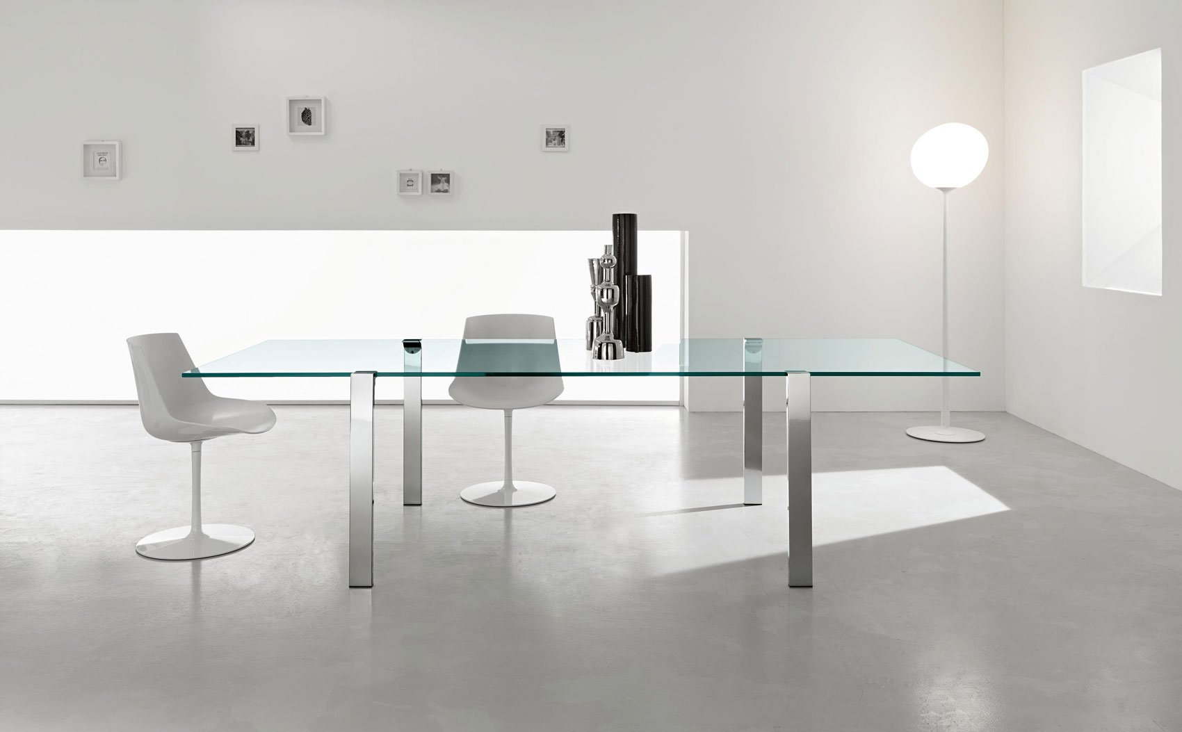 livingstand glass furniture