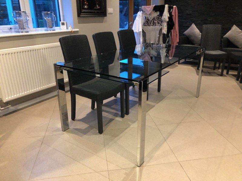 Tonelli Livingstone extending table