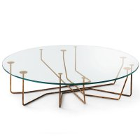 Glass Coffee Table  Glass Furniture Blog