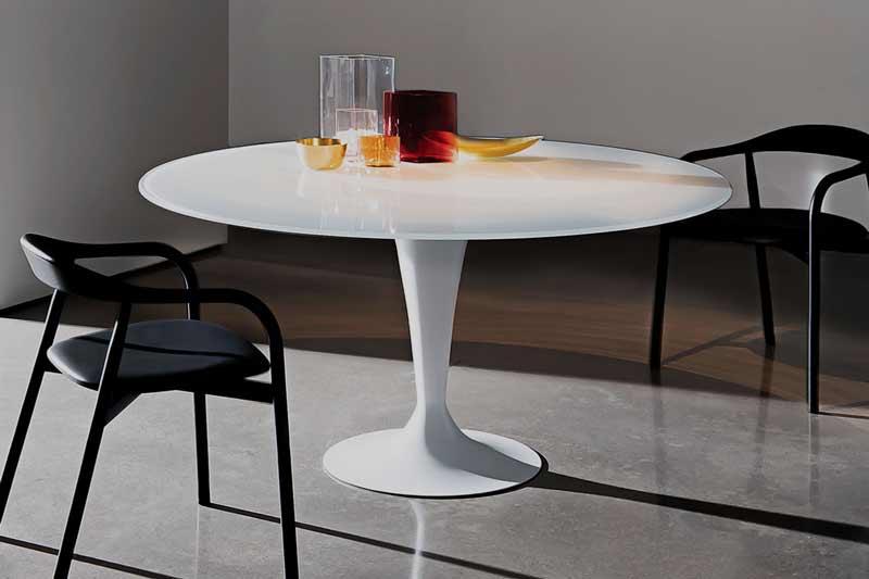 Modern Glass Furniture Glass Dining Tables Modern Furniture Webemyco