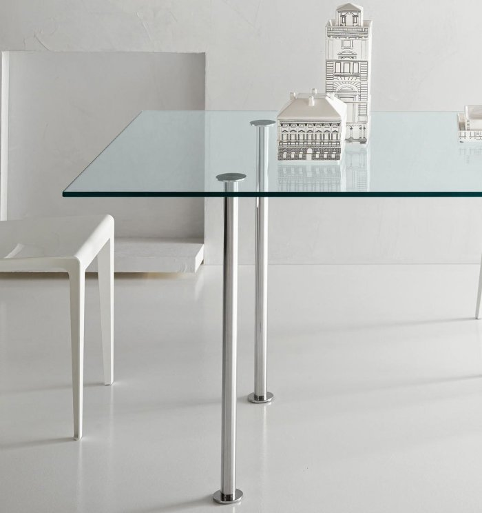 twiggy glass dining table