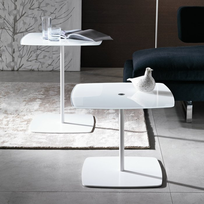 anemore glass table by tonelli