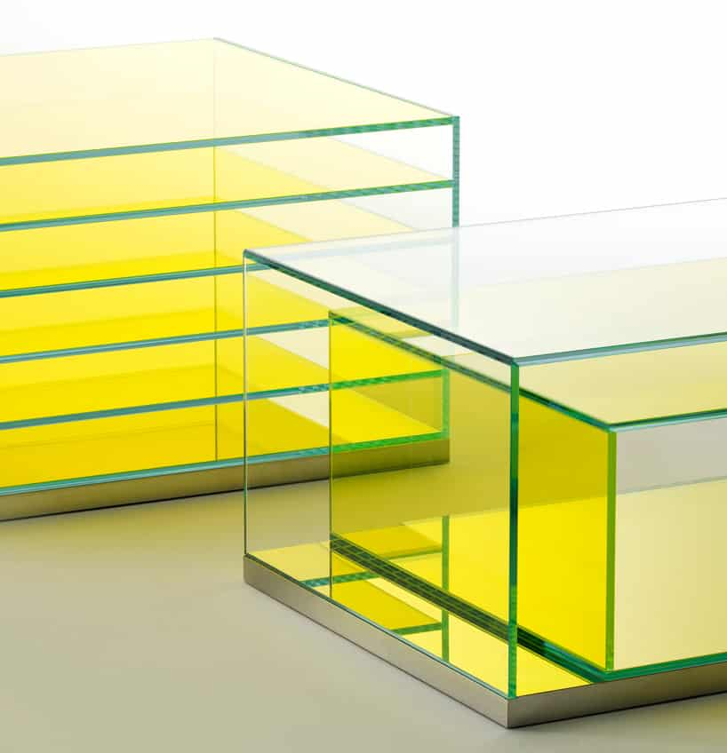 box in box by starck for glas italia