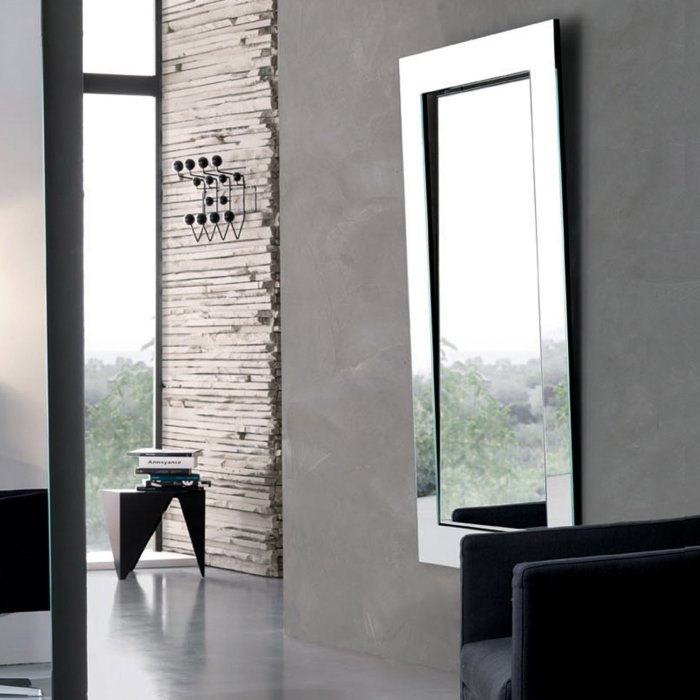 gerundio rectangular mirror by tonelli