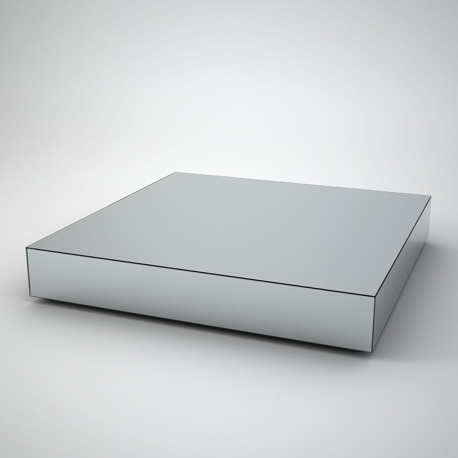 Mirrored Coffee Table by MirrorBox